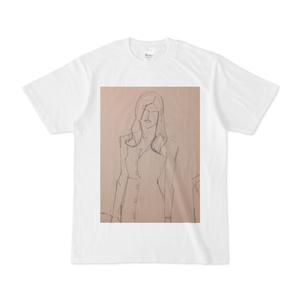 大人のクロッキーTシャツ