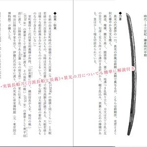 刀剣話譚-小竜景光篇-【第二版】