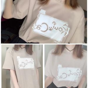 みけんねこTシャツ2019