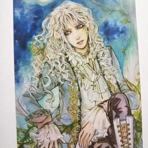 ポストカード fairy right オリジナル