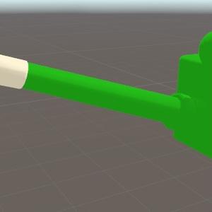 3Dモデル じょうろ