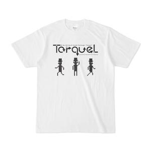 トルクル(TorqueL) ロゴ&キャラクター Tシャツ[新印刷方法]