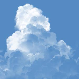 入道雲ブラシセット