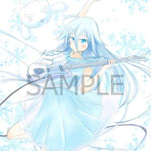 扉 (IAイラスト集 B5フルカラー20P) / GATE (IA illustration collection B5 full color 20P)
