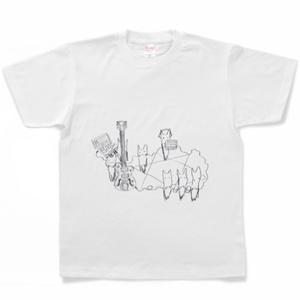 錬金術魔術Tシャツ