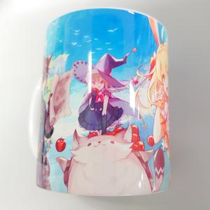 メインビジュアルマグカップ