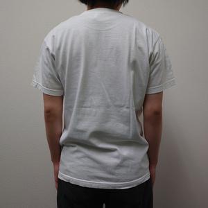 ラクームワンポイントTシャツ(ホワイト)