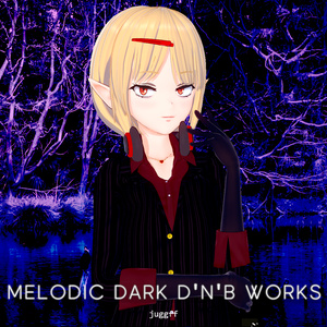 [DL版]Melodic Dark D'n'B Works for APOLLO 09