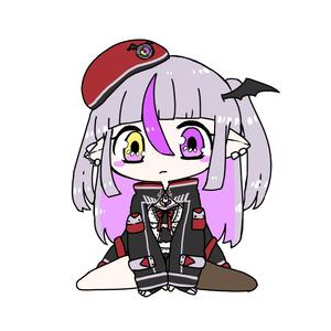 魔宵さきゅ ラバーストラップ【予約商品】
