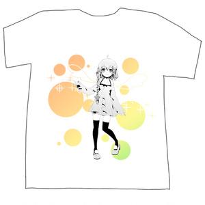 天羽よつは Tシャツ男性Lサイズ【受注限定販売】