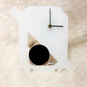 ゼロの置き時計