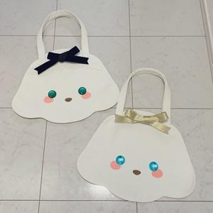 シュウイチとレイ(犬型トートバッグ)
