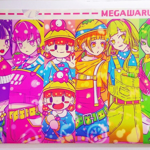 🍇🍑🍒A4クリアファイル🍊🍐🍈