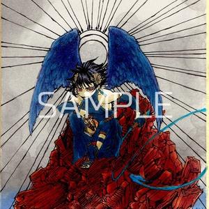 【出展作品】心臓の悪魔