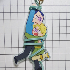 吊るされアクキー