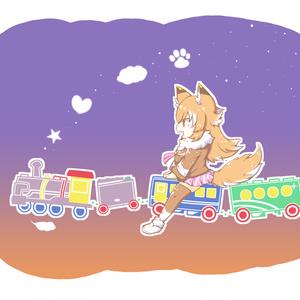 ニホンオオカミちゃんグッツ