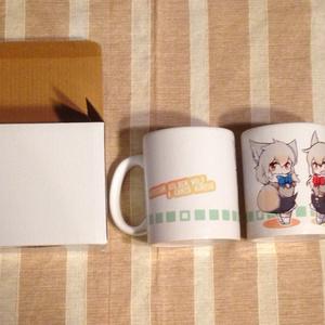 アルル&キンコ-マグカップ