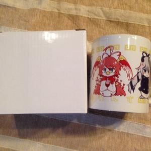 ケモぷに四神-マグカップ
