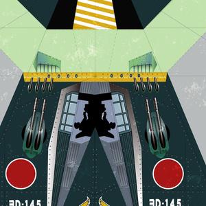日本海軍ジェット戦闘機「電竜」