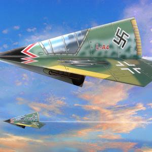 ドイツ空軍機「リピッシュA4」