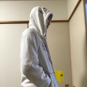2019年2月【月1シリーズ・パーカー編】Creepy GeeKパーカー