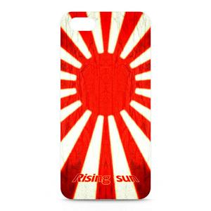 Rising sun iPhoneケース