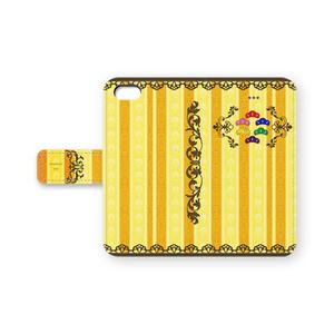【おそ松さん】手帳型iPhoneケース2・黄