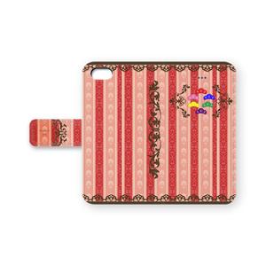 【おそ松さん】手帳型iPhoneケース2・赤