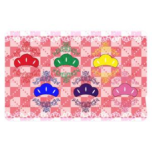【おそ松さん】ICカードステッカー・ピンク