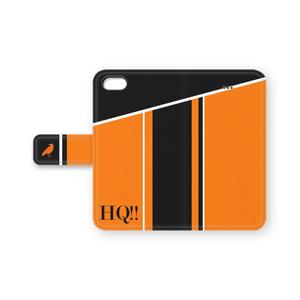 【ハイキュー!!】手帳型iPhoneケース2・烏野