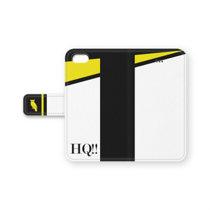 【ハイキュー!!】手帳型iPhoneケース2・梟谷