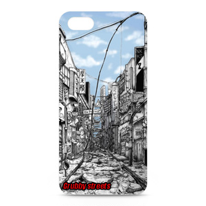 iphoneケース【Collapse】