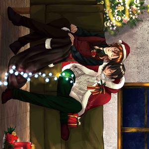 クリアファイル(クリスマス)