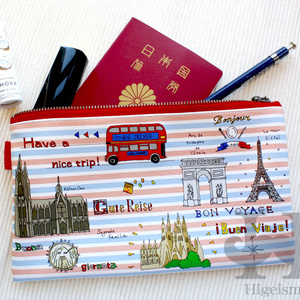 """BBBたびポーチ  Flat pouch """"BBB"""""""