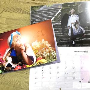 2018年Calendar