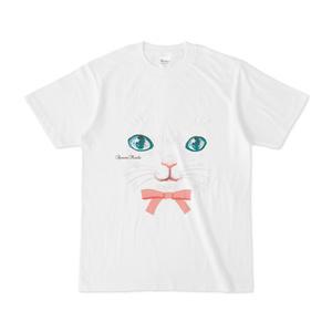 しろねこTシャツ