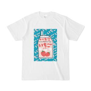 いちごみるくTシャツ2