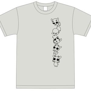 シカTシャツ