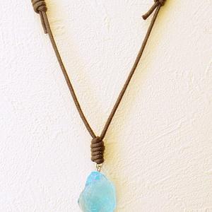 魔法石のネックレス