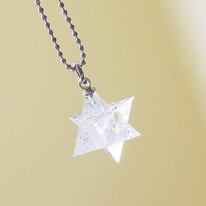 聖晶石のネックレス
