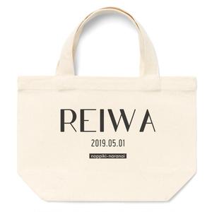 reiwa トートバッグ[S]