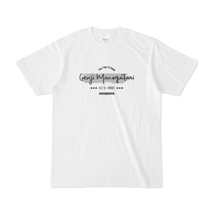 genji monogatari Tシャツ