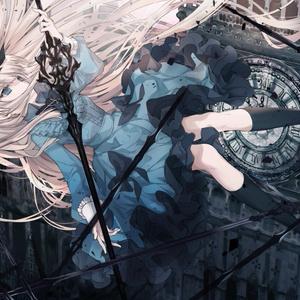 【Marionnette Histoire】オリジナルB2タペストリー