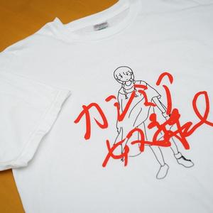 カシミア奴隷Tシャツ