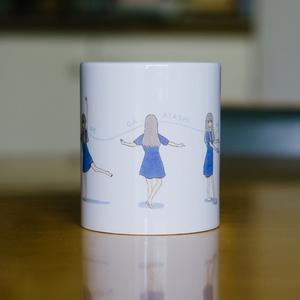 マグカップ「これがあたしのダンス」