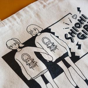 【NEW!】しおひガールトートバッグ