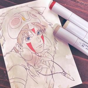 drawing (san) 原画