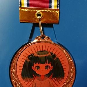 キスメ様 首掛けメダル