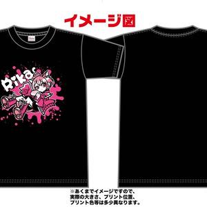 利香オリジナルTシャツ