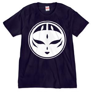 びゃッこパスTシャツ(ネイビー)
